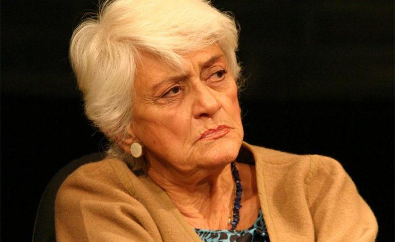 Olga Tudorache, mare noastră actriță, a albit peste noapte, la 37 de ani. Motivul a fost ținut ascuns publicului
