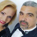 """Monica Davidescu și Aurelian Temișan, zi cu emoții. """"Se bucură că merge direct în clasă și că nu mai e nevoită..."""""""