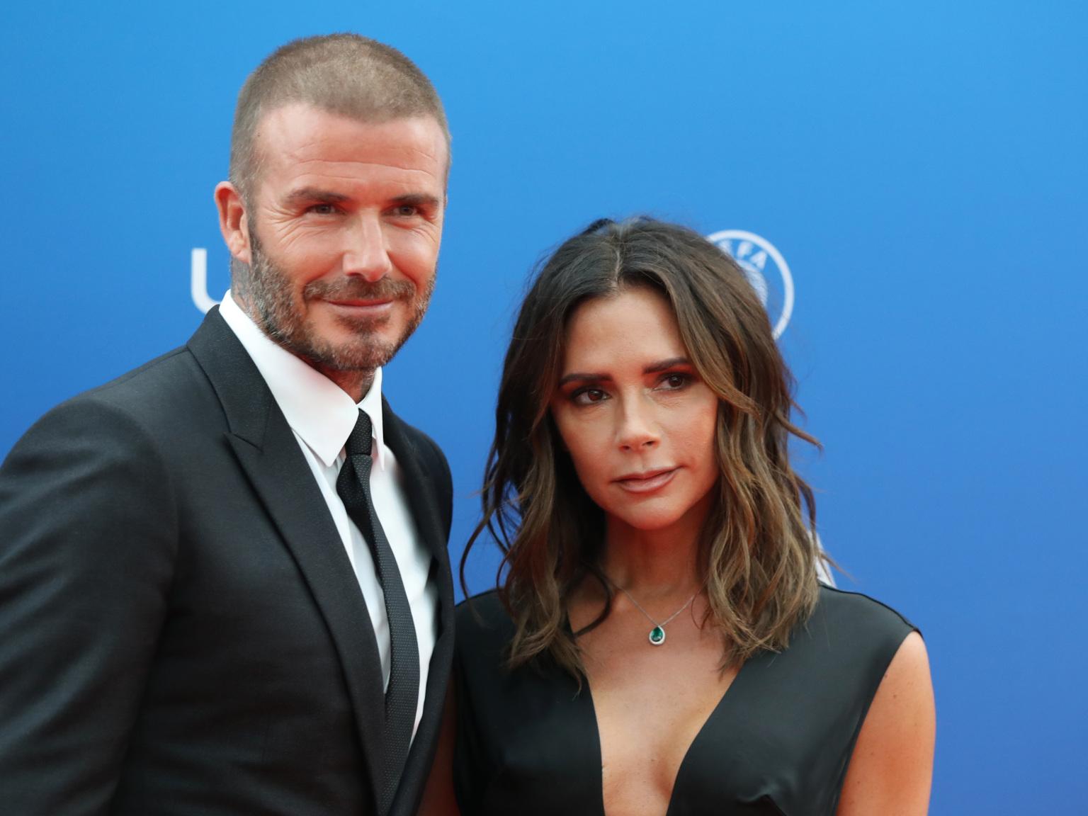 David și Victoria Beckham, infectați cu Covid-19. Care este starea lor?