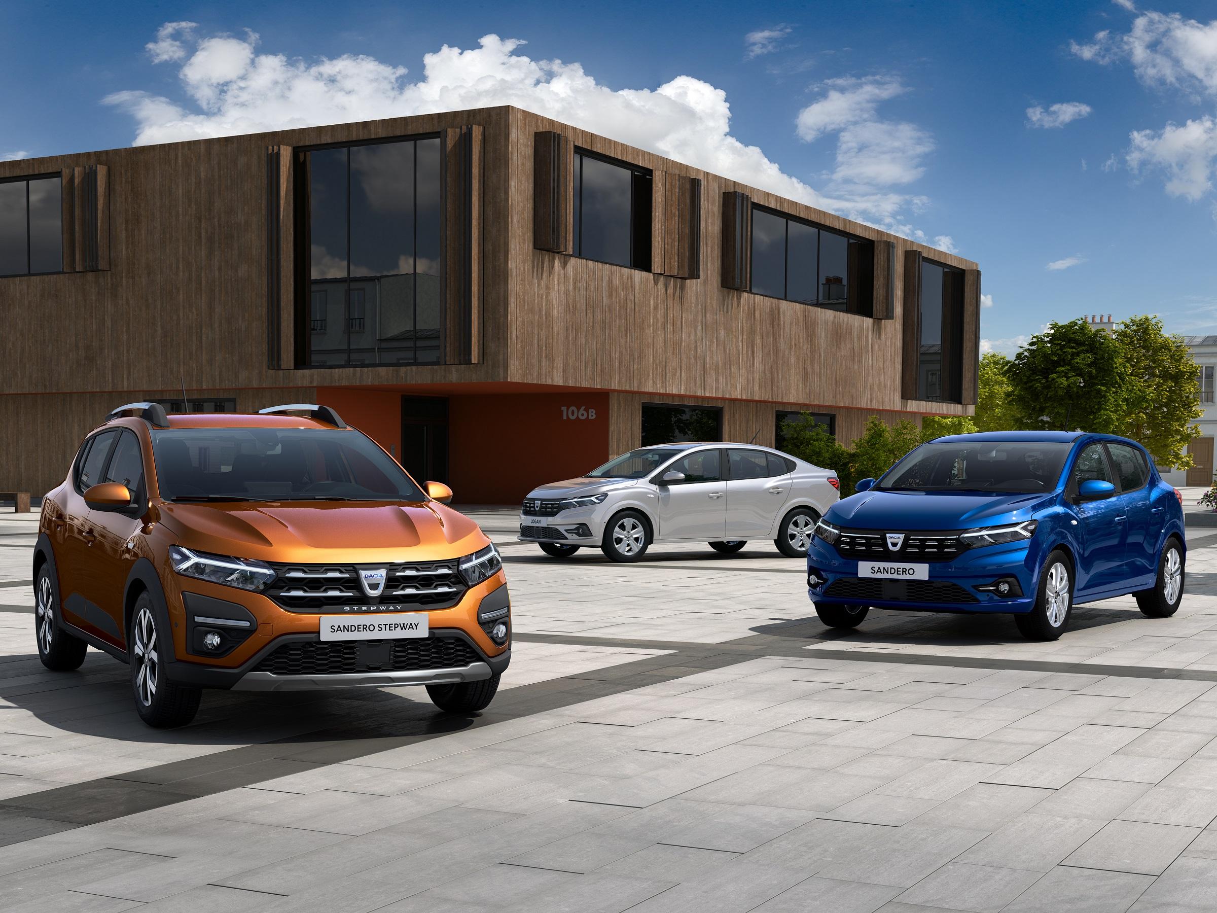 Dacia va da lovitura deceniului pe piața auto. Cum arată noile autovehicule
