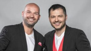 """Liviu Vârciu şi Andrei Ștefănescu au dat de greu: """"Cred că a fost cel mai greu moment"""""""