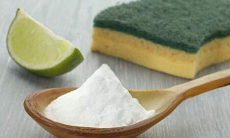 Poți să faci casa lună cu un singur ingredient. Bicarbonatul de sodiu. 7 utilizări neașteptate