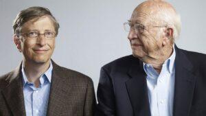 Bill Gates, durere fără margini! Tatăl său a murit la 94 de ani