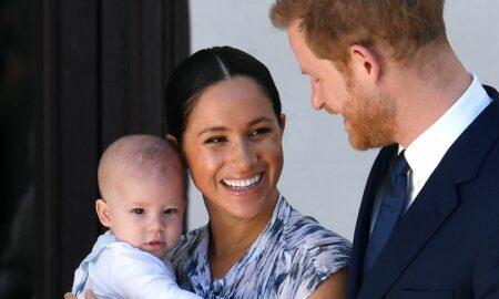 Prințului Charles a fost uimit de primele cuvinte ale nepotului său, Archie