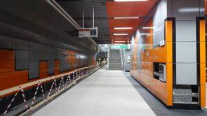"""Se deschide metroul din Drumul Taberei. Lucian Bode. """"Povestea lucrărilor de la magistrala M5 s-a încheiat"""""""