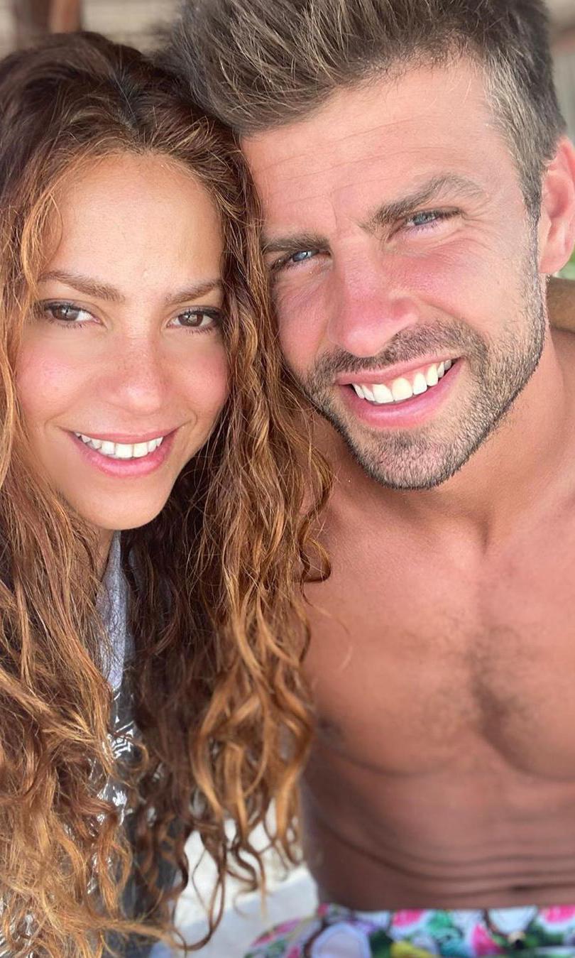 Mai îndrăgostiți ca niciodată! Shakira și Pique, imagini devenite virale pe Instagram