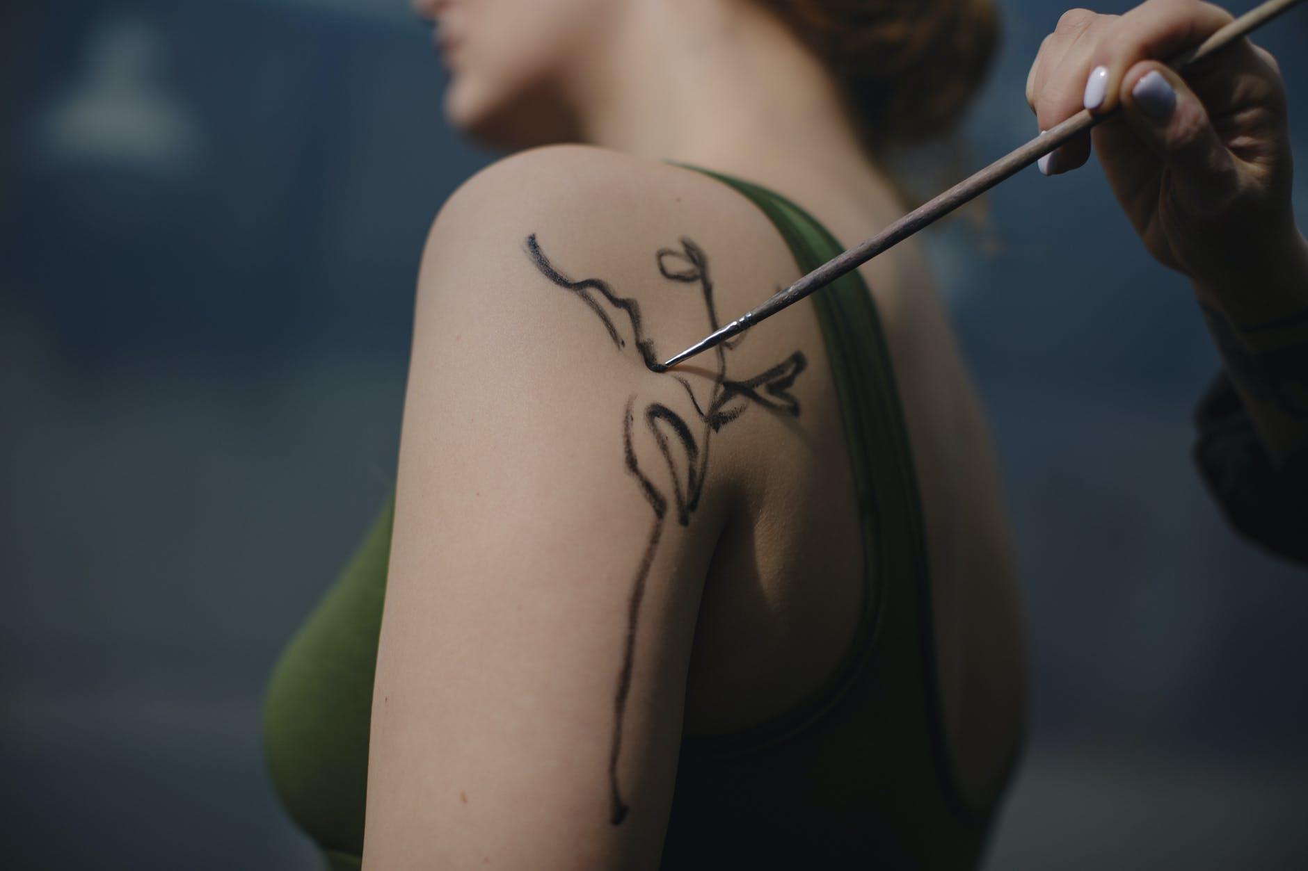 Ai tatuaje? Specialistii au facut o descoperire incredibila. Sigur NU stiai asta!