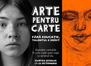 """World Vision România. """"Arte pentru carte"""", prima expoziție caritabilă a copiilor artiști din mediul rural. București, 17-25 octombrie"""