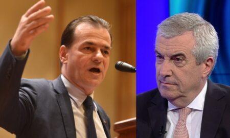"""Tăriceanu, atac la Orban. """"Cum ar trebui internați bolnavii, Ludovic? Pe bază de carnet PNL-USR? Prin decret prezidențial?"""""""