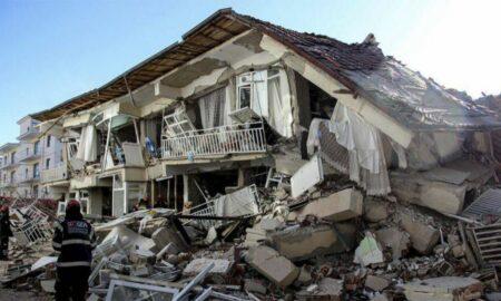 Cutremur puternic cu magnitudinea 7 în Turcia și Grecia. Imagini dramatice