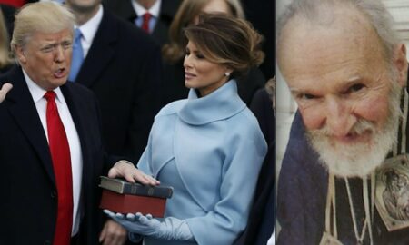 """Preofeția care zguduie AMERICA. """"Donald Trump - Mâna lui Dumnezeu"""". Este Trump salvatorul mult așteptat?"""