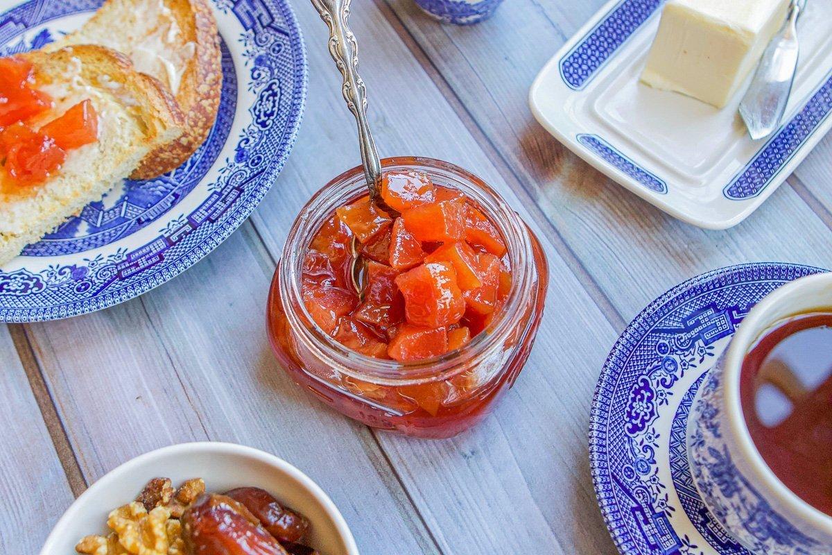 Cea mai bună dulceață de gutui cu fructe confiate și nuci. E mai deliciosă decât crezi