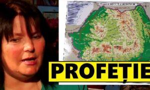 """Maria Ghiorghiu, previziuni cumplite despre România. """"Foamete mare și inundații care fac ravagii"""""""