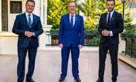 """Mihai Morar, aniversare specială. """"Am primit misiunea de ambasador"""""""