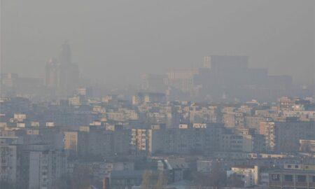 """Poluarea din Capitală! Ministrul Mediului: """"Nu s-a luat nicio măsură prin care să se reducă poluarea"""""""