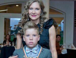 Romanița Iovan și fiul său, Albert, împart aceeași zi de naștere! Cum arată mamă și fiu în această zi specială? FOTO