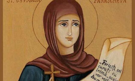 Rugăciune către Sfânta Parascheva. Rostește-o cu credință și te va ajuta să treci peste necazuri!