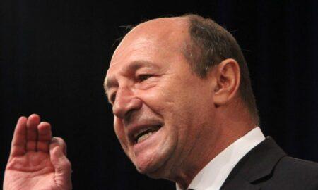 """Dezvăluirile lui Traian Băsescudespre partidul naționalist """"AUR"""". """"O campanie de o agresivitate extremă"""""""