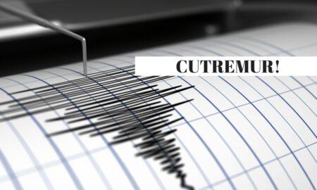 Dezastru în Mongolia. Cel mai puternic cutremur din 2021