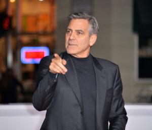 """Cadou în valoare de milioane de dolari, oferit de George Clooney: """"A transportat încărcătura într-o dubă veche"""""""