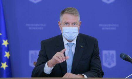 Intră România în carantină după 6 Decembrie? Klaus Iohannis a făcut ANUNȚUL