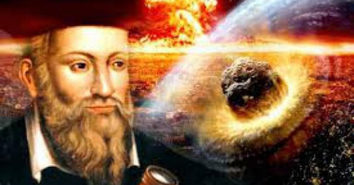 Blestemul prevăzut de Nostradamus. O CATASTROFĂ de proporții uriașe ne va arunca înapoi în istorie