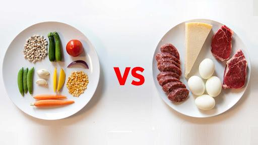 """Vegani vs carnivori. Nutriționist: """"Roata nu merită reinventată..."""""""