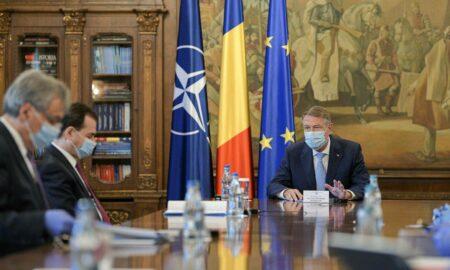 Breaking. Președintele Klaus Iohannis îi bagă în ședință pe greii din Guvern. Dezastrul provocat de criza sanitară dă bătăi de cap guvernanților