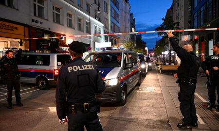 Apar noi date în urma atacului terorist de la Viena. Număr impresionant de complici