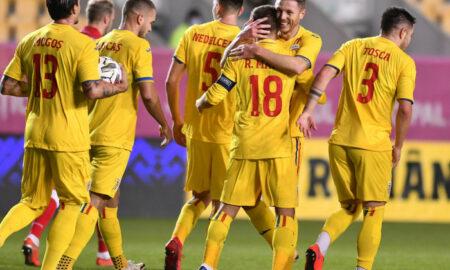 """Naționala României , recital de goluri pe """"Ilie Oană"""". Noile schimbări aduse de Mirel Rădoi"""