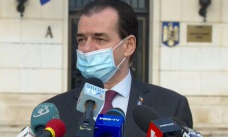 """Premierul Ludovic Orban reacție explozivă la acuzațiile lui Marcel Ciolacu. """"V-ați bătut joc de România"""""""