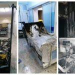 Știre de ultimă oră! Care a fost cauza incendiului de la Piatra Neamț