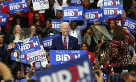 Știre de ultimă oră! Căți bani cere tabăra Biden pentru fondul de luptă împotriva lui Trump