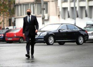 Klaus Iohannis a asistat la prezentarea mașinii cu hidrogen. Proiectul românesc, inovație în domeniul auto