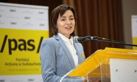 Republica Moldovă are un nou președinte! Înfrângere zdrobitoare pentru Igor Dodon