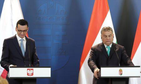 Ungaria și Polonia blochează bugetul Uniunii Europene.1.800 de miliarde de euro sunt în acest moment blocați