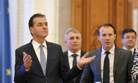 Liderii coaliției au ajuns la un acord, după criza politică generată de demiterea lui Voiculescu