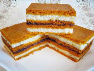 Prăjitură de post ușoară, rapidă și extrem de delicioasă