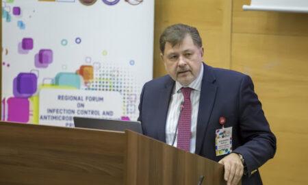 """Simptomele lui Alexandru Rafila după ce s-a infectat cu noul coronavirus: """"Nu iau antibiotic"""""""