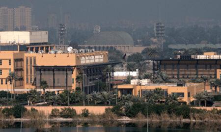 Ambasada SUA din Irak, ținta unui atac cu rachete
