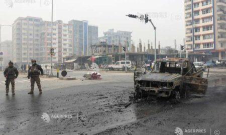 Atac sângeros la Kabul. Cel puțin opt morți. Printre victime se află femei şi copii
