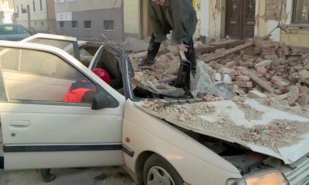 Dezastru în Croația. Cel mai puternic cutremur din ultimii 140 de ani. 7 morți și zeci de răniți