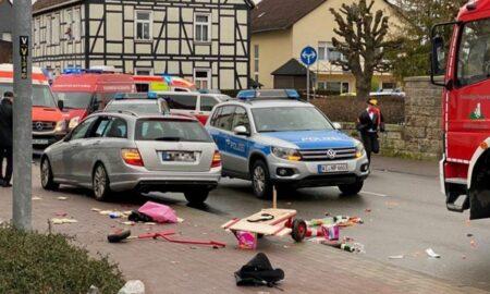 Atac sângeros în Germania. Doi morți și zeci de persoane au fost rănite. Măsuri de urgență ale autorităților