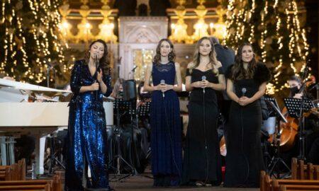 Lumină și bucurie de Crăciun. Un concert ca o rugăciune la TVR 2