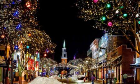 Când se aprind luminițele festive, în Capitală? În anii trecuți, erau aprinse de 1 decembrie