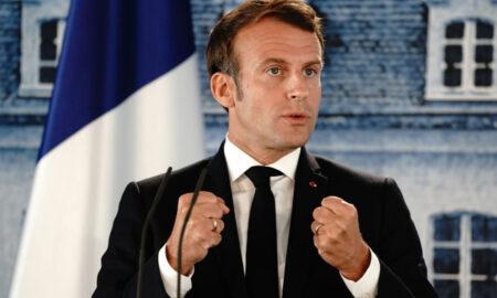 Emmanuel Macron, testat pozitiv pentru Covid-19. Care este starea președintelui