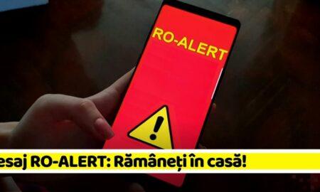 A fost emis mesajul RO-ALERT. Carantina se prelungește într-o localitate de lângă București