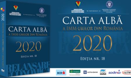 Carta Albă a IMM-urilor din România, ediția a XVIII-a. Cel mai mare eveniment al mediului de afaceri