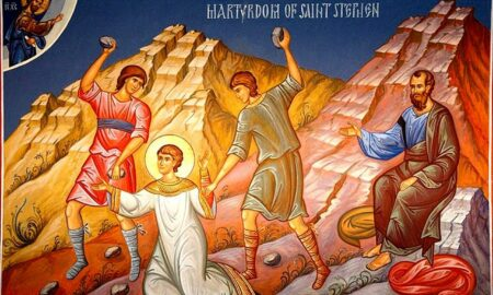Sfântul Ștefan, primul sfânt martir condamnat / VIDEO