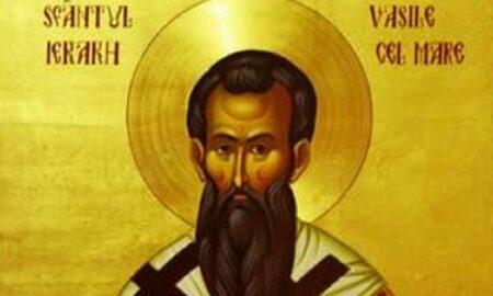 Sfântul Vasile cel Mare, păzitor de duhuri rele. Tradiții și obiceiuri